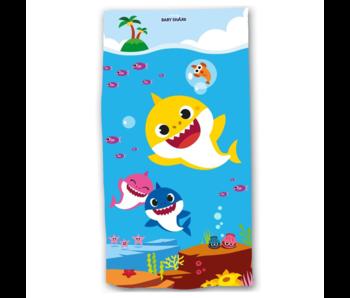 Baby Shark Beach towel 70 x 140 cm Cotton