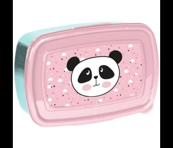 Panda Brotdose 18 cm