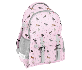 Animal Pictures Backpack Horses 41 x 28 cm