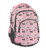 Animal Pictures Backpack Dogs - 39 x 29 x 16 cm - Polyester