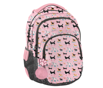 Animal Pictures Backpack Dogs 39 x 29 x 16 cm