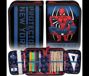 SpiderMan Gevuld Etui Hero - 22 st.