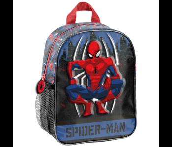 SpiderMan Sac à dos enfant 3D 28 x 22 cm