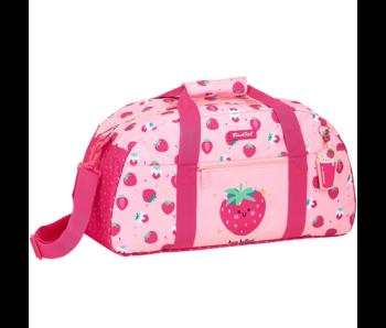 BlackFit8 Sports bag Strawberry 50 x 20 cm