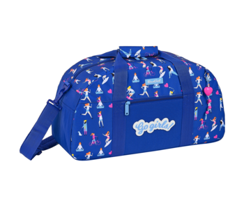 BlackFit8 Sports bag Go Girls 50 x 20 cm