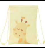 Giraffe Junior Gymbag - 34 x 26 cm - Polyester