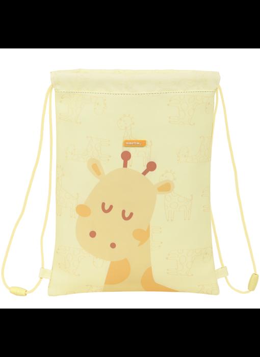 Giraffe Junior Gymbag 34 x 26 cm