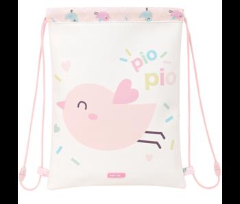 Birdie Junior Gymbag 34 x 26 cm