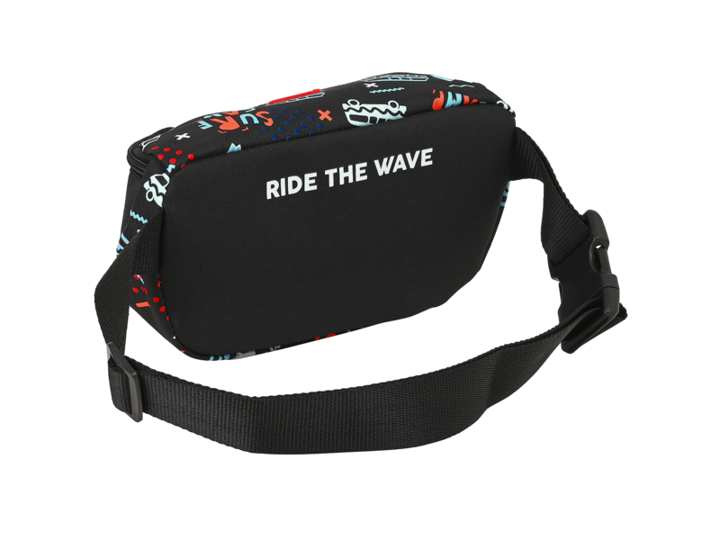 Surf Camp Heuptas Ride The Wave - 23 x 12 x 9 cm - Polyester
