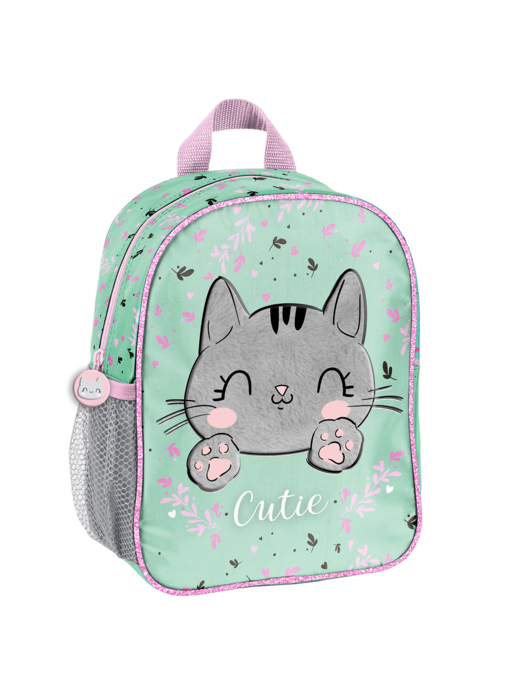 Animal Pictures Toddler backpack Cat 28 x 22 cm