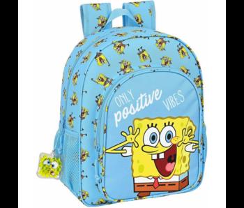 SpongeBob Rugzak Positive Vibes 38 x 32 cm