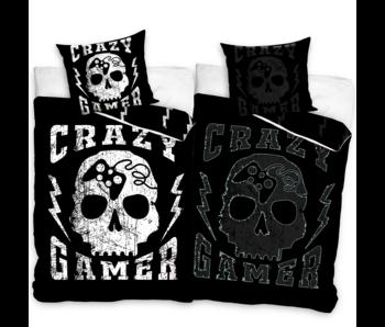 Gamer Duvet cover Glow in the Dark 140 x 200 Cotton
