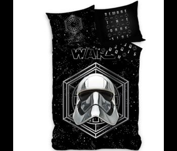 Star Wars Dekbedovertrek Storm Trooper 140 x 200 Katoen