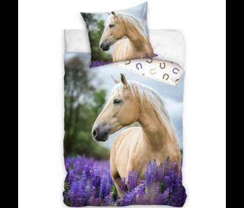 Animal Pictures Dekbedovertrek Paard 140 x 200 Katoen