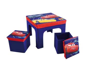 Disney Cars Table and Stools