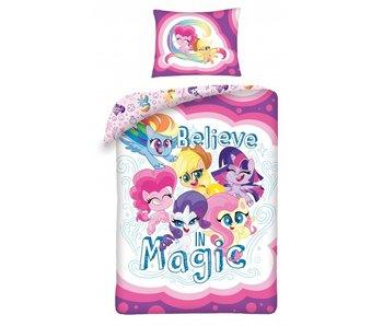 My Little Pony Dekbedovertrek Believe in Magic 140 x 200 Katoen