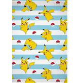 Pokémon Fleece blanket Pikachu - 130 x 170 cm - Polyester