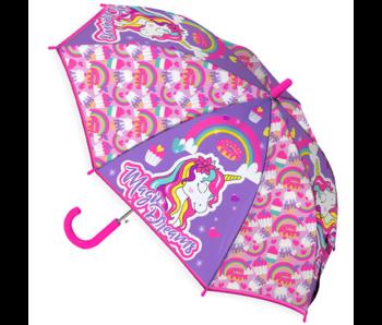 Mamalu' Parapluie Magic Dreams Unicorn - ø 75 cm