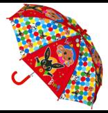 Bing Bunny Paraplu Friends - ø 68 x 55 cm - Polyester