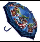 Marvel Avengers Paraplu Epic Battle - ø 75 x 63 cm - Polyester
