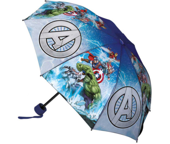 Marvel Avengers Paraplu compact Battle - ø 90 cm