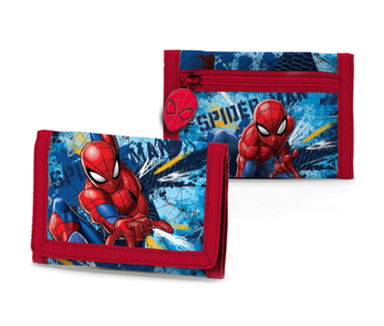 SpiderMan Portefeuille Grande Puissance 13 cm