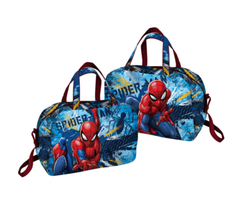 SpiderMan Shoulder bag Great Power 40 x 25 cm