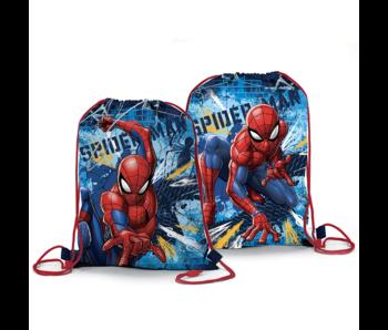 SpiderMan Gymbag Great Power - 38 x 30 cm