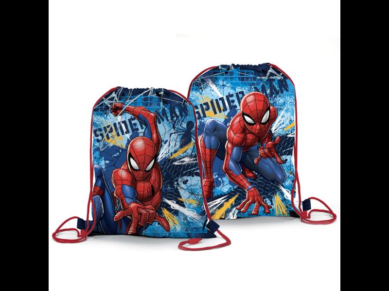 SpiderMan Gym bag Great Power - 38 x 30 cm - Polyester
