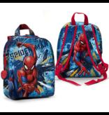 SpiderMan Peuterrugzak Great Power - 27 x 22 x 7 cm - Polyester