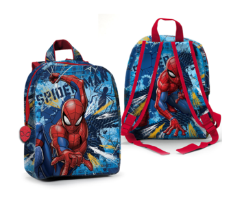 SpiderMan Toddler backpack Great Power 27 x 22 cm
