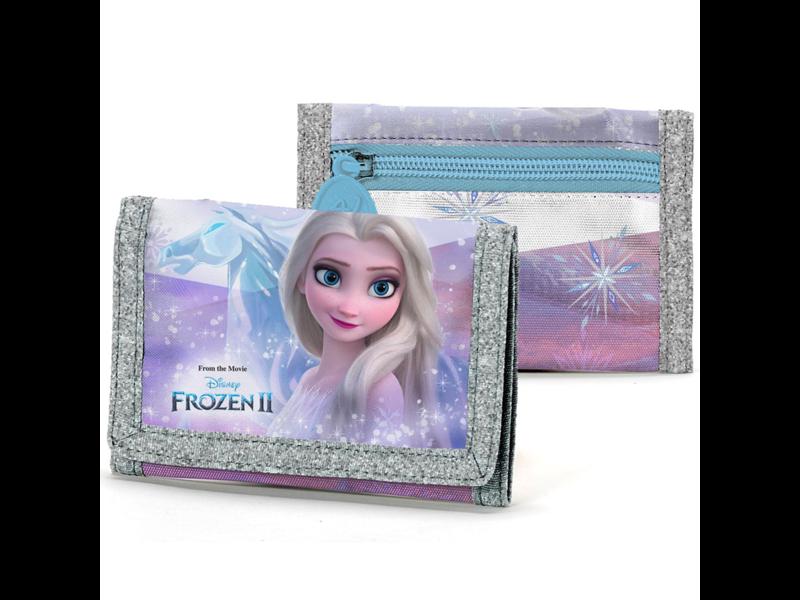 Disney Frozen Wallet Elsa - 13 x 8 cm - Polyester