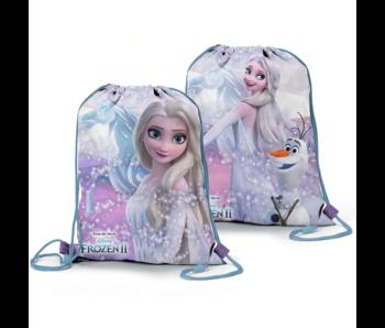 Disney Frozen Sac de sport Elsa 38 x 30 cm