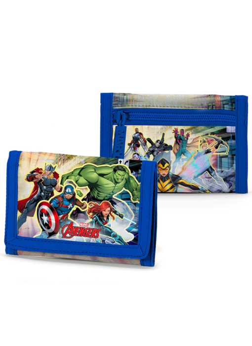 Marvel Avengers Portemonnee Epic Battle 13 cm