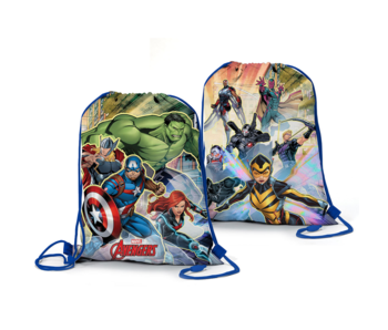 Marvel Avengers Gymbag Epic Battle 38 x 30 cm
