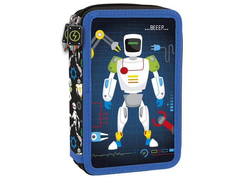 Robot Gevuld Etui BEEEP - 27 st. - Polyester