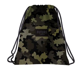 BackUP sac de sport Camouflage 41 x 35 cm