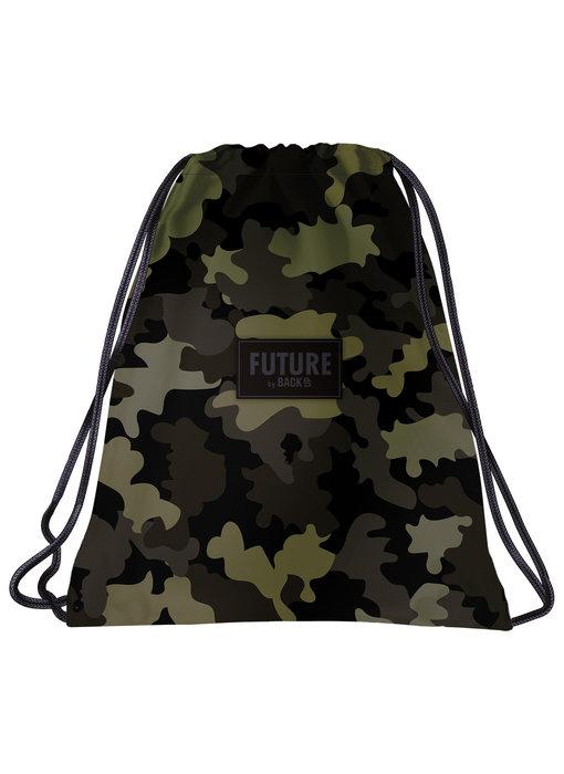 BackUP gym bag Camouflage 41 x 35 cm