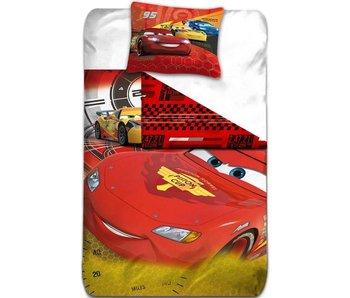 Disney Cars Housse de couette Lightning McQueen 140x200 Polyester