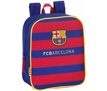FC Barcelona Peuterrugzak Logo - 27 cm - Polyester