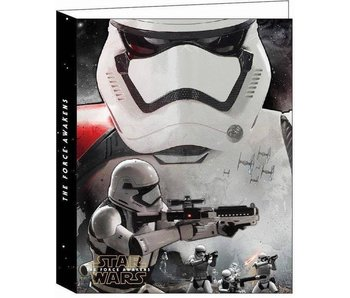 Star Wars Ringband 4-Rings Stormtroopers - A4