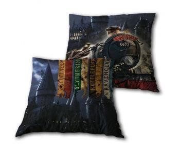 Harry Potter Kussen Hogwarts 35 x 35 cm