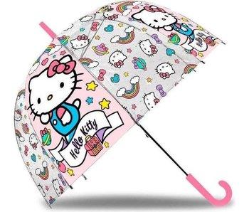 Hello Kitty Paraplu ø 48 cm