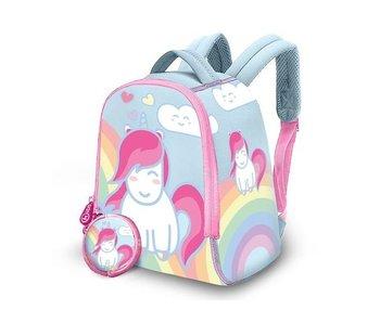 Unicorn Toddler backpack - 25 x 18 cm