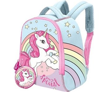 Unicorn Toddler backpack You're Special - 25 x 18 cm