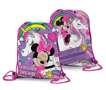 Disney Minnie Mouse Gym bag Unicorn Dreams 38 x 30 cm
