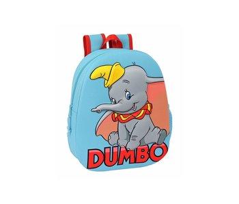 Disney Dumbo Kleinkinder Rucksack 3D 32 x 27 cm