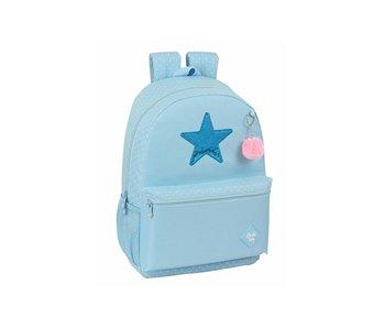 GLOWLAB Backpack Star 42 x 30 cm