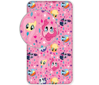 My Little Pony fitted sheet 90 x 200 cm cotton