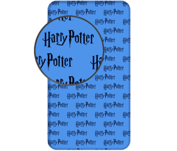 Harry Potter fitted sheet 90 x 200 cm cotton